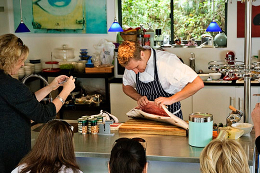 Master Class Cape Town, with chef Neill Anthony