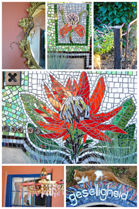 Mosaic by Jill Gordon-Turner